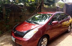 Toyota Prius 2005 HSD Hybrid Red for sale