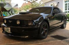 Ford Mustang 2007 California Special GS Black for sale