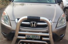 Honda CR-V 2004 2.0i ES Automatic Brown for sale