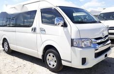 New Toyota Grand Hiace 2017 White for sale