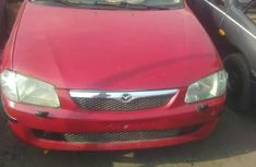 Mazda 323F 2003 Red for sale