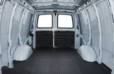 Chevrolet Express 2004 Passenger Van 2500 White for sale