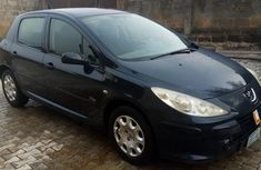 Peugeot 307 2003 Black for sale