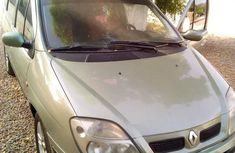 Renault Scenic 2003 Green for sale