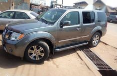 Nissan Pathfinder 2008 4.0 Gray for sale
