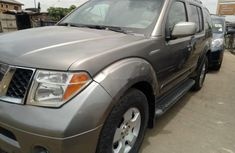 Nissan Pathfinder Automatic Petrol 2007 for sale