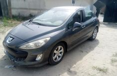 Peugeot 308 2008 1.6 THP Gray for sale