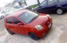 Kia Picanto 2007 1.1 LX Red for sale