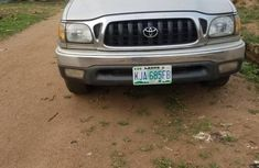 Toyota Tacoma 2001 Silver  for sale