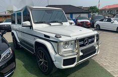 Mercedes-Benz G-Class G63 2016 White for sale