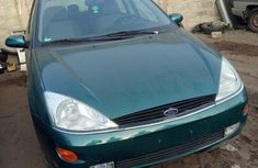 Ford Focus Clipper 2000 Green for sale