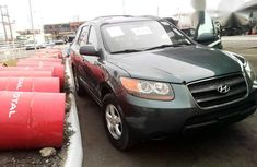 Hyundai Santa Fe 2008 2.7 4WD Green for sale