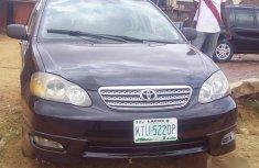 Toyota Corolla 2006 S Black for sale
