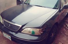 Acura RL 1999 Black colour for sale