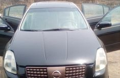 Nissan Maxima 2004 Black for sale