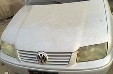 Volkswagen Bora 2004 Silver for sale
