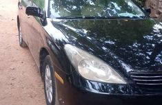 Lexus GS 2003 Black colour for sale