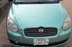 Hyundai Accent 2006 Green for sale