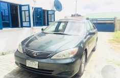 Toyota Camry 2006 Green for sale