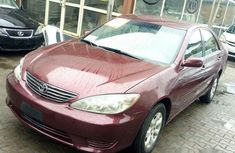 Toyota Camry 2006 3.0 V6 Automatic Red for sale