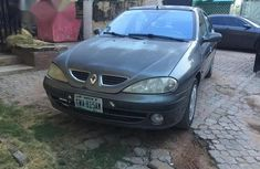 Renault Megane 2001 Scenic Gray for sale