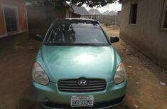 Hyundai Accent 2009 1.5 CRDi Green for sale