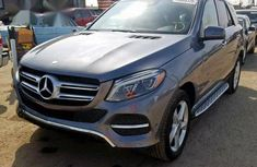 Mercedes-Benz GLE-Class 2019 Gray for sale
