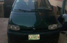 Nissan Vanette 1997 Green for sale