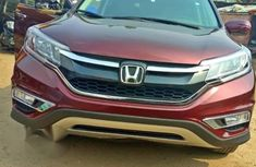 Honda CR-V EX 4dr SUV (2.4L 4cyl 5A) 2013 Red for sale