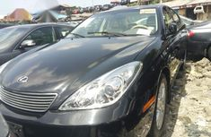 Lexus ES 2006 Black for sale