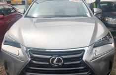 Lexus NX 200t 2016 Silver for sale
