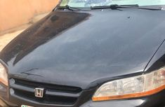 Honda Accord 2003 2.4 Automatic Black for sale