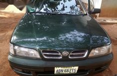 Nissan Primera 1998 Green for sale