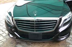2015 Mercedes-Benz S550 Automatic Petrol well maintained for sale