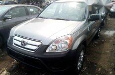 Toks Honda CR-V 2006 Gray for sale