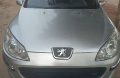 Peugeot 407 2000 Gray for sale
