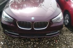 Clean BMW 535i 2013 Red for sale