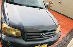 Used 2006 toyota highlander for sale