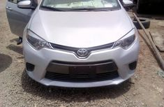Like new Toyota Corolla 2015 model for sale