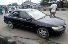 Honda Accord 2000 Black for sale