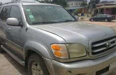 Almost brand new Toyota Sequoia 2004 for sale