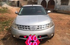 Nissan Murano SL 2005 Silver for sale