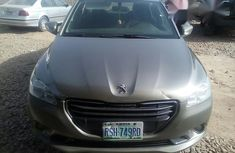 Peugeot 301 2015 Brown for sale