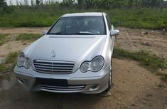 Mercedes-Benz C230 2007 Gray for sale