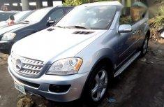 Toks Mercedes Benz ML 350 2007 Blue for sale