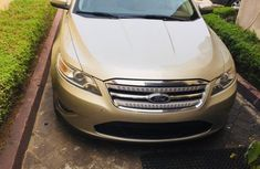 Ford Taurus 2011 Gold for sale