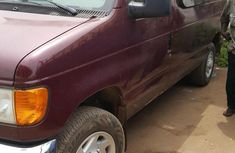 Toks Ford E-350 2006 XLT Super Duty Red for sale
