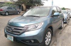 Honda CR-V 2013 Blue for sale