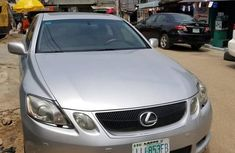 Lexus GS 300 Automatic 2008 Silver for sale