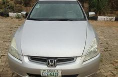 Honda Accord 2005 Sedan LX V6 Automatic Silver for sale